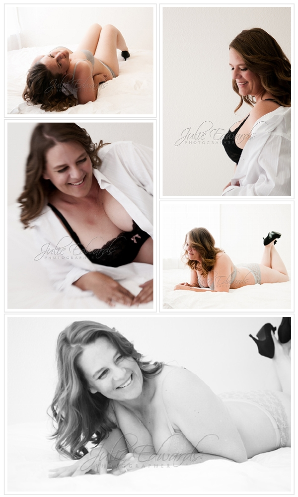 San Diego Boudoir Photographer Julie Edwards