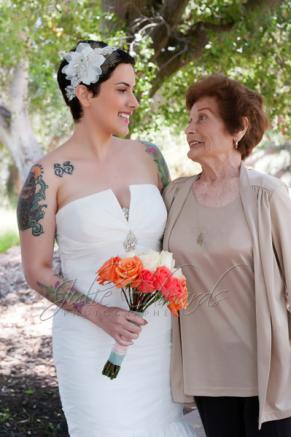 Great Grandma and namesake