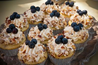cupcake detail